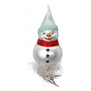 Bonhomme de neige clip