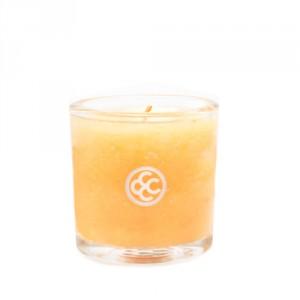 Bougie parfumée Cupcake clementine