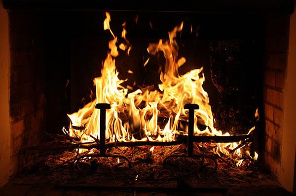 feu de chemin e blog tous les jours On eteindre un feu de cheminée